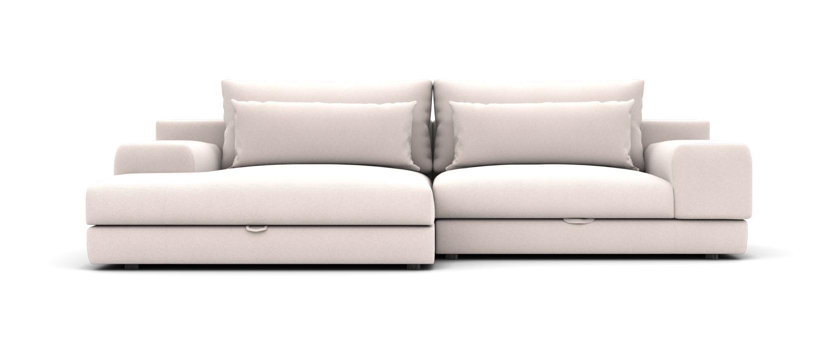 Угловой диван Dario - Pufetto