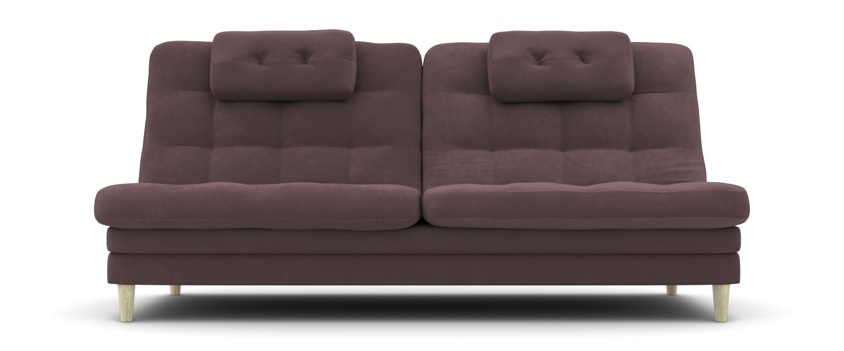 Трехместный диван Dino - Pufetto