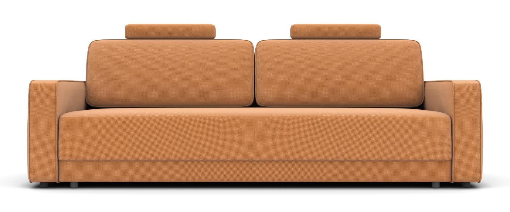 Трехместный диван Dino с подголовниками