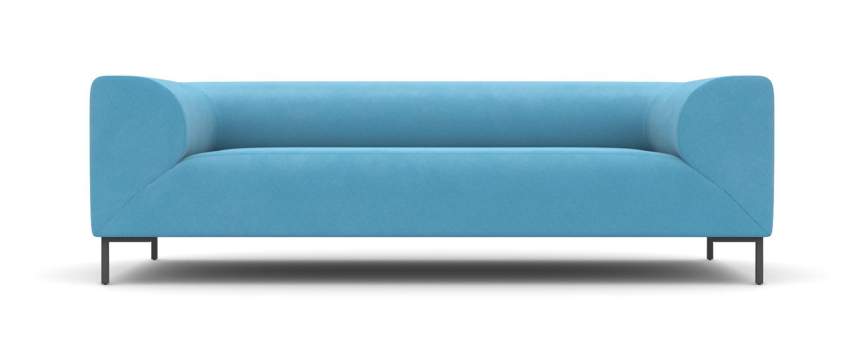 Трехместный диван Fernando - Фото 1 - Pufetto