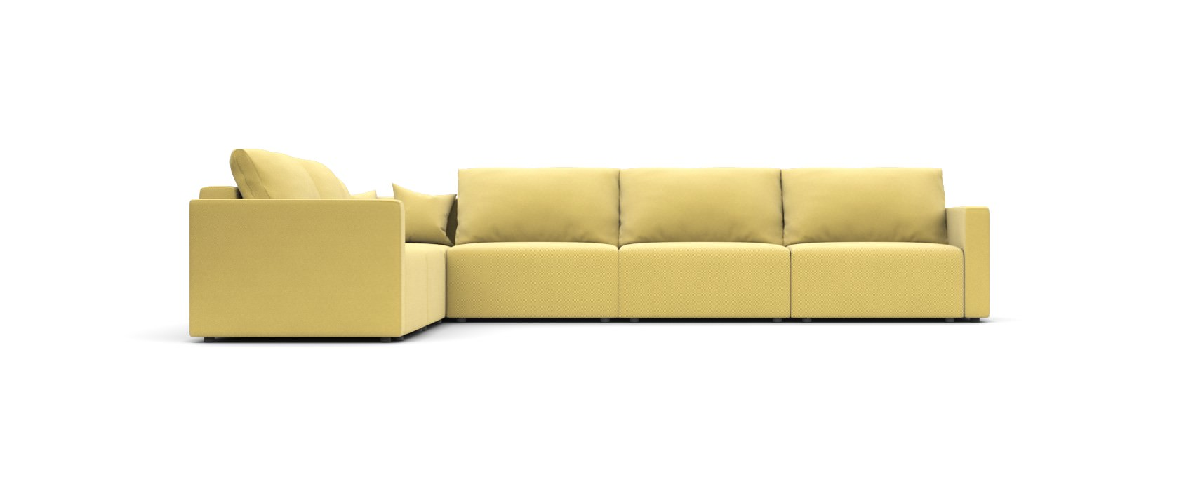 Модульний диван Greta 417x317 - Pufetto