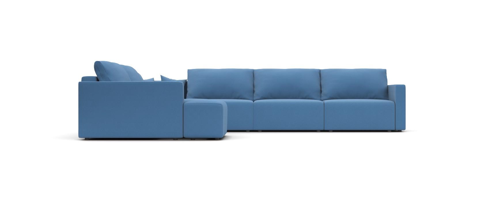 Модульний диван Greta з отоманкою 417x317
