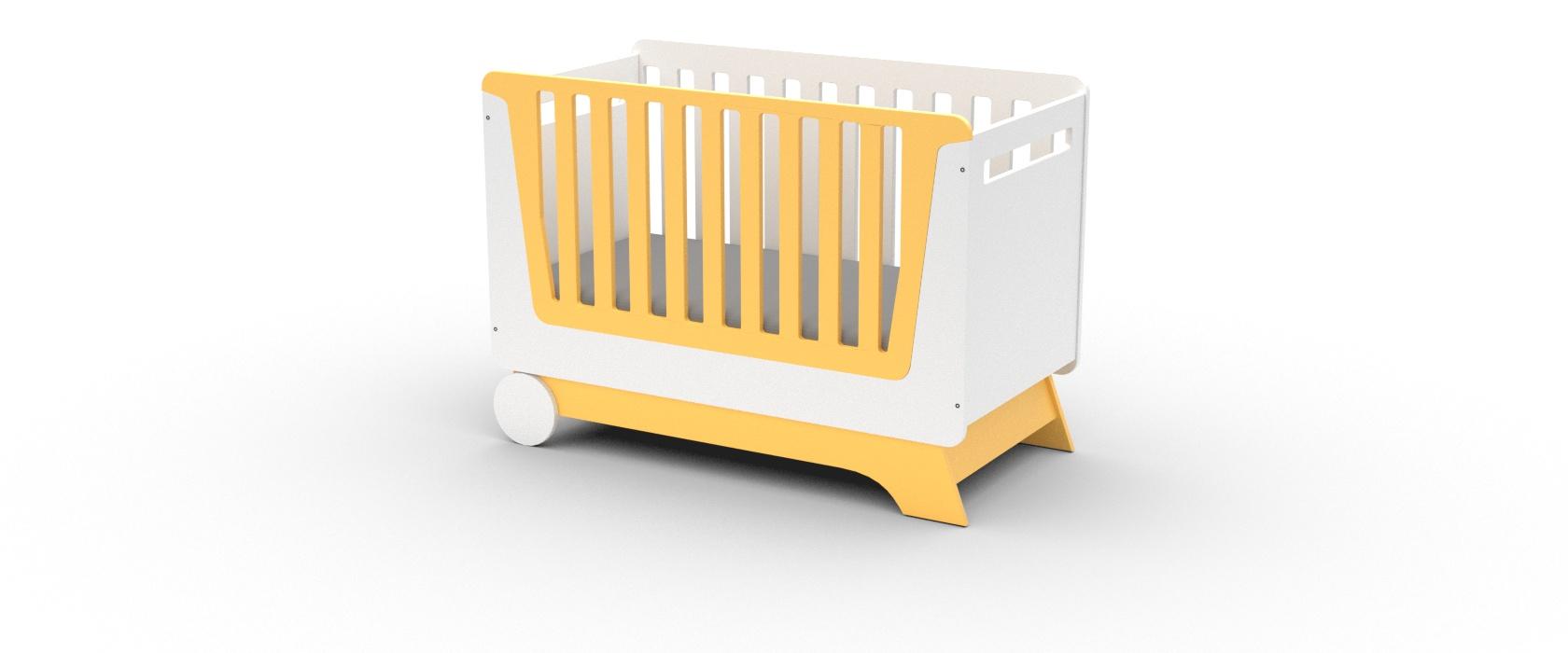 Ліжко дитяче Nova Kit Roll