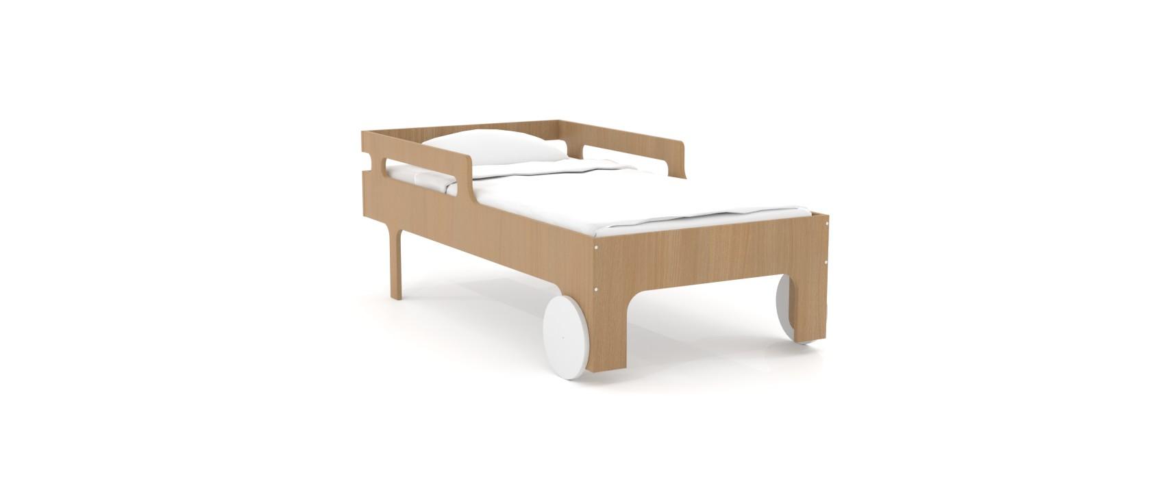 Ліжко дитяче Virbed
