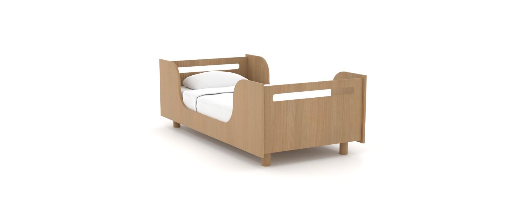 Кровать детская Wave
