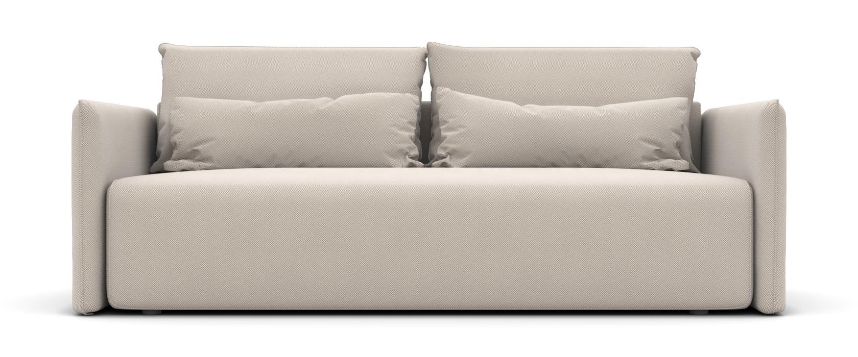 Тримісний диван Laura - Pufetto