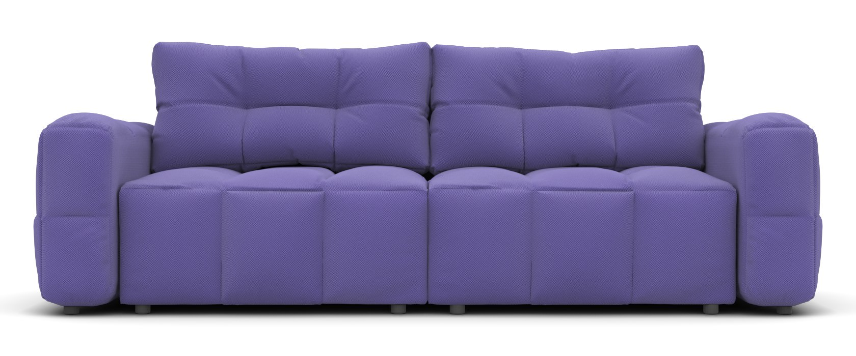 Тримісний диван Leonardo - Pufetto