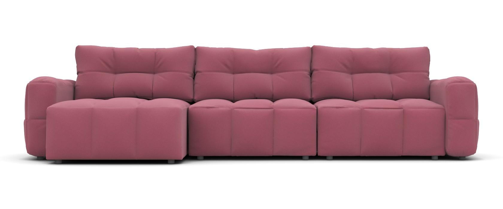 Угловой диван Leonardo - Pufetto