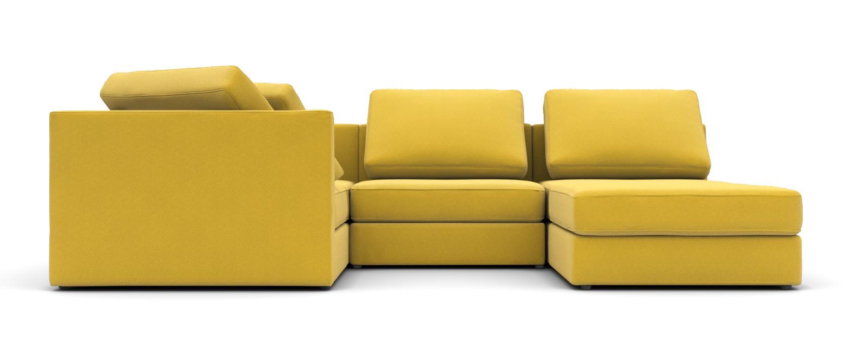 Модульный диван Lisboa 288x216 - Pufetto