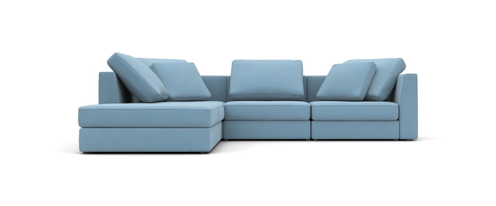 Модульный диван Lisboa 306x288 - Pufetto