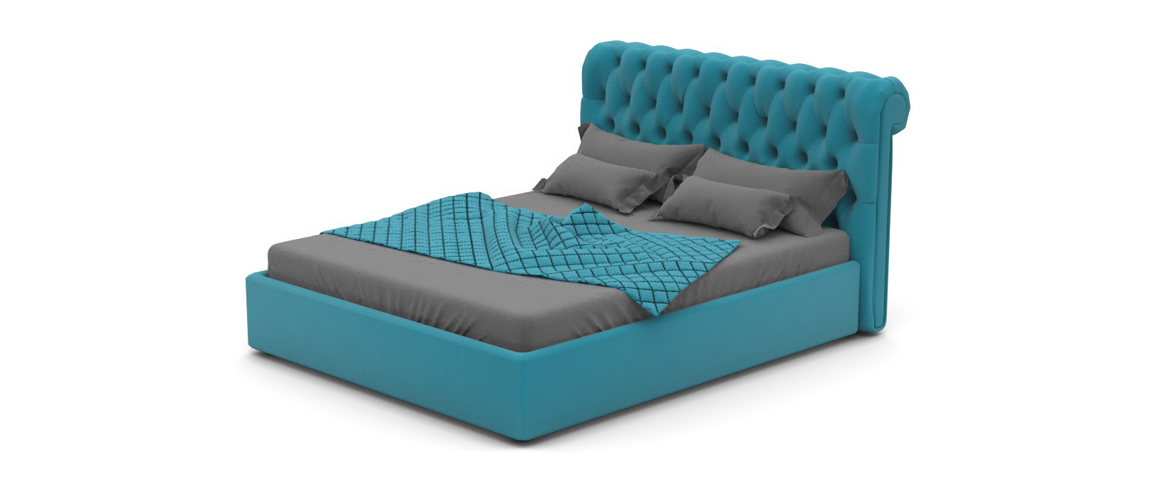 Кровать Milania - Pufetto