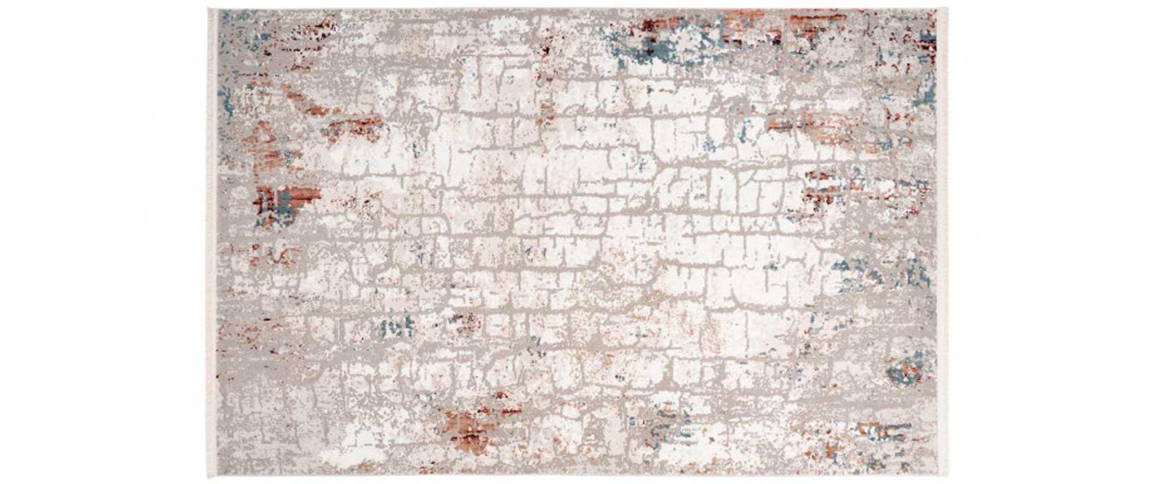 Ковер Akropolis 125 Grey/Salmon Pink 160х230 см - Pufetto