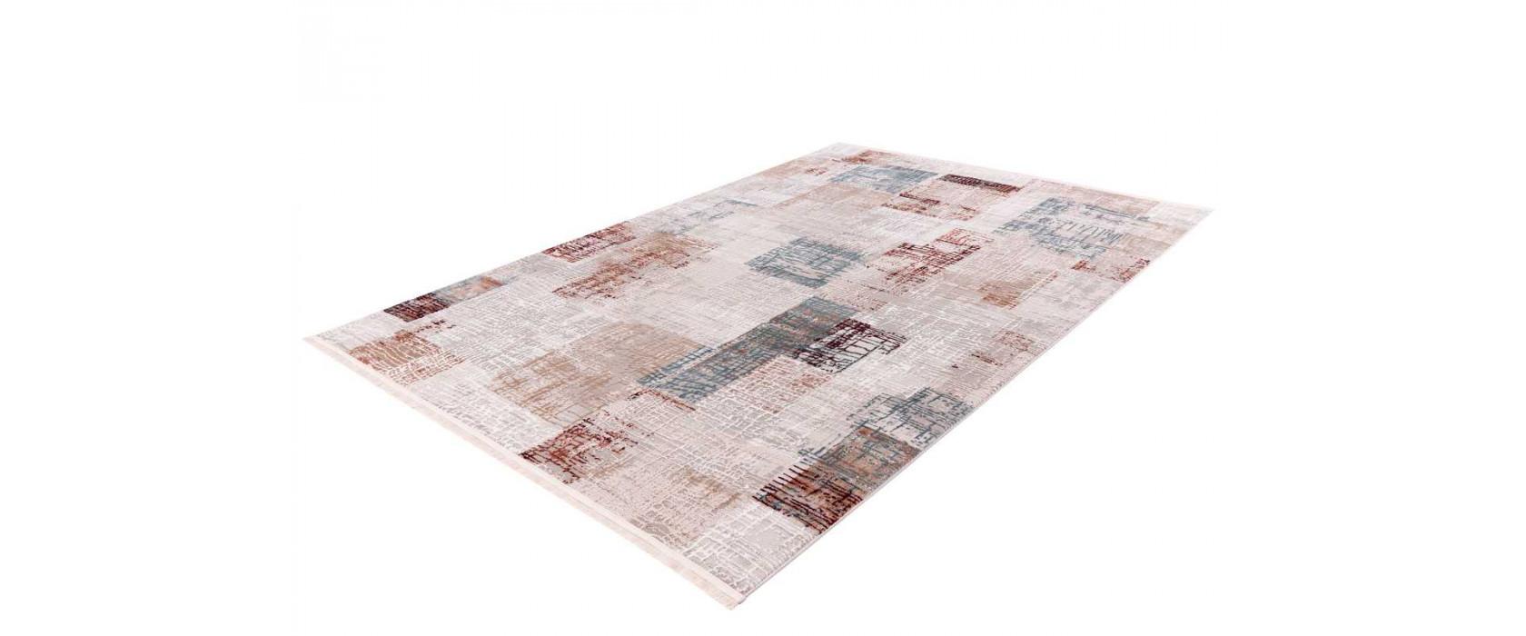 Ковер Akropolis 425 Grey/Salmon Pink 160х230 см
