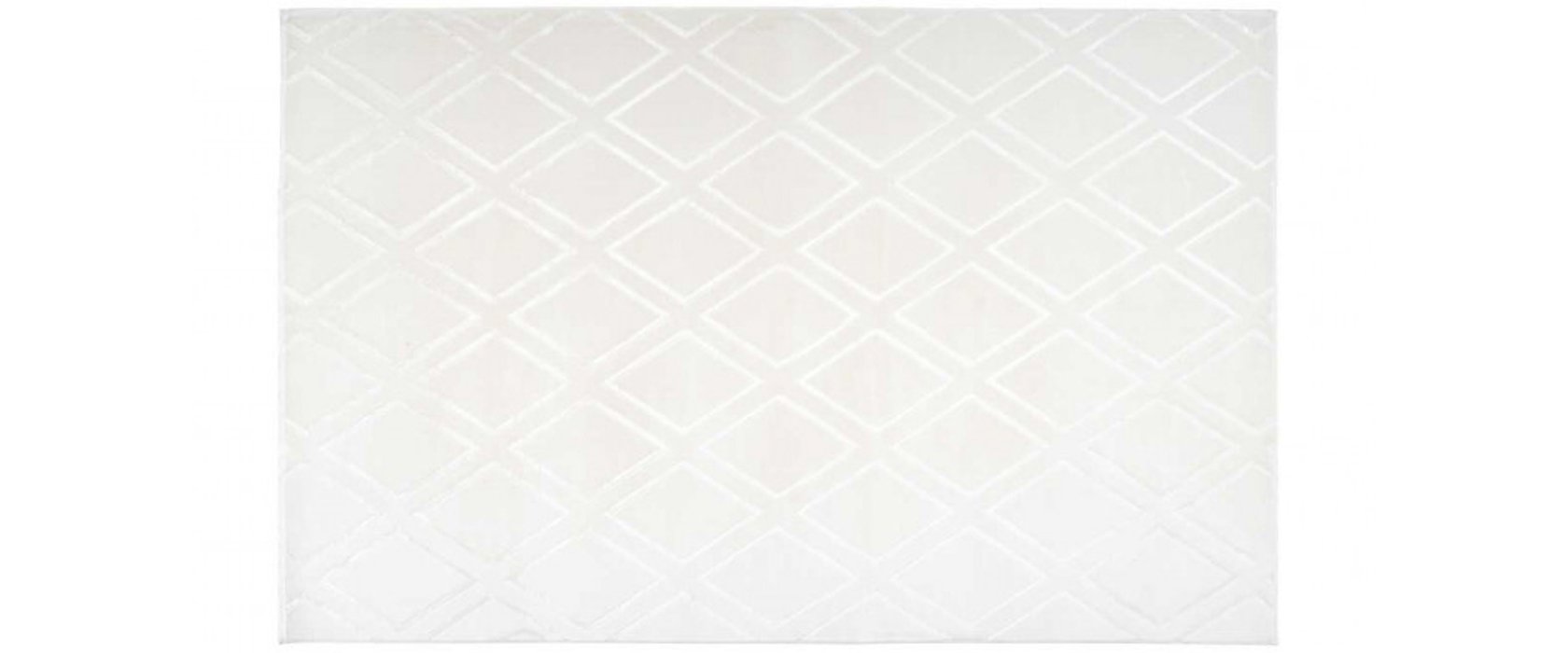 Килим Monroe 300 romb White - Pufetto