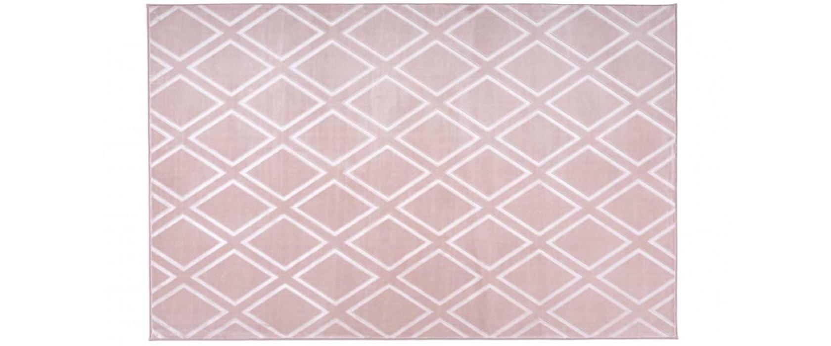 Килим Monroe 300 romb Rosa 80х150 см - Фото 1 - Pufetto