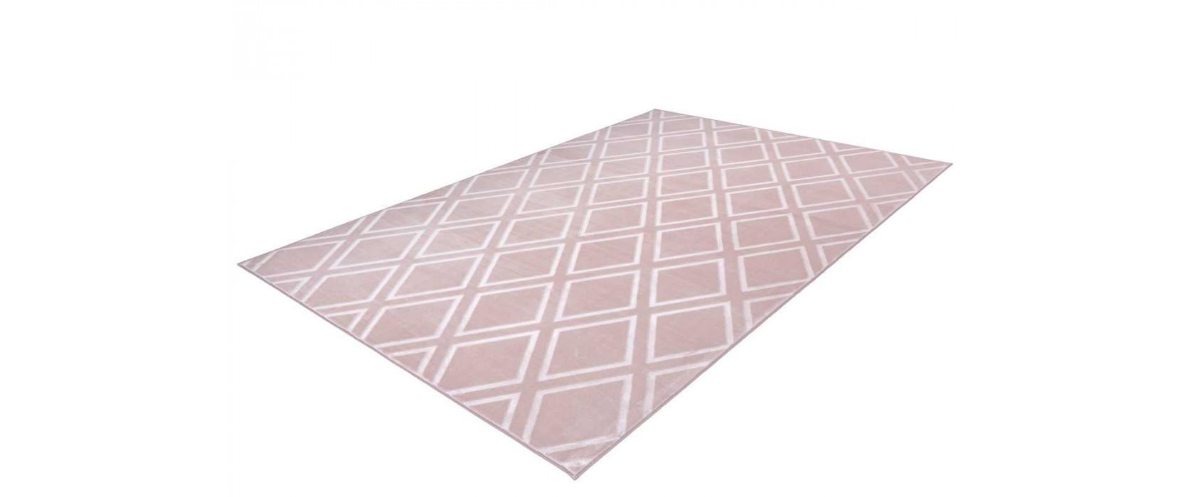Килим Monroe 300 romb Rosa 80х150 см