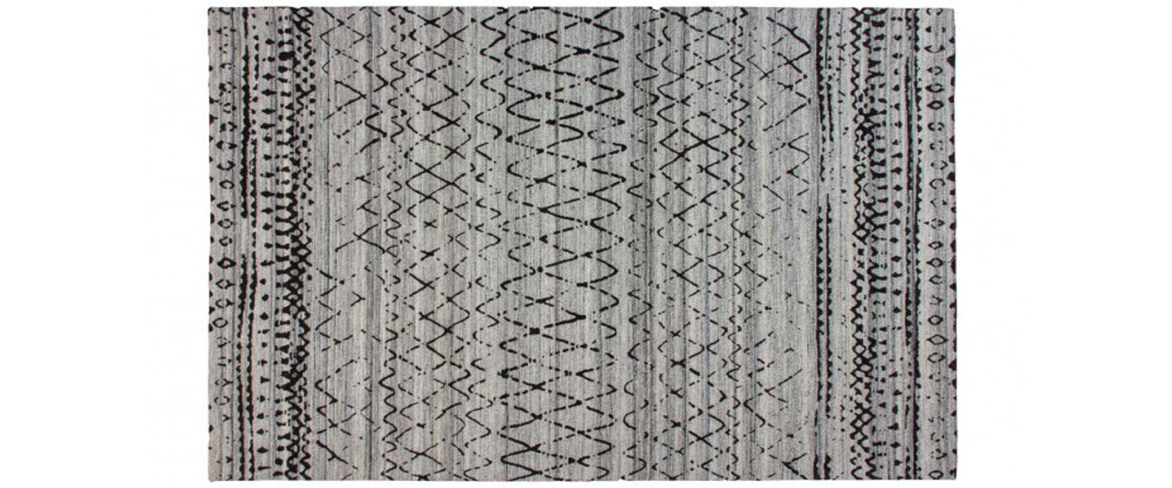 Ковер Phoenix 113 Nature/Grey 160х230 см - Pufetto