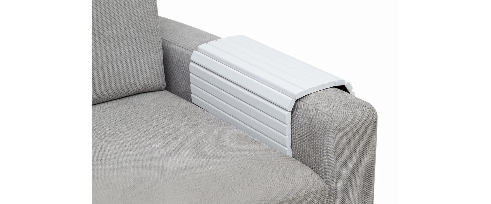 Накладка деревянная белая - Фото 1 - Pufetto