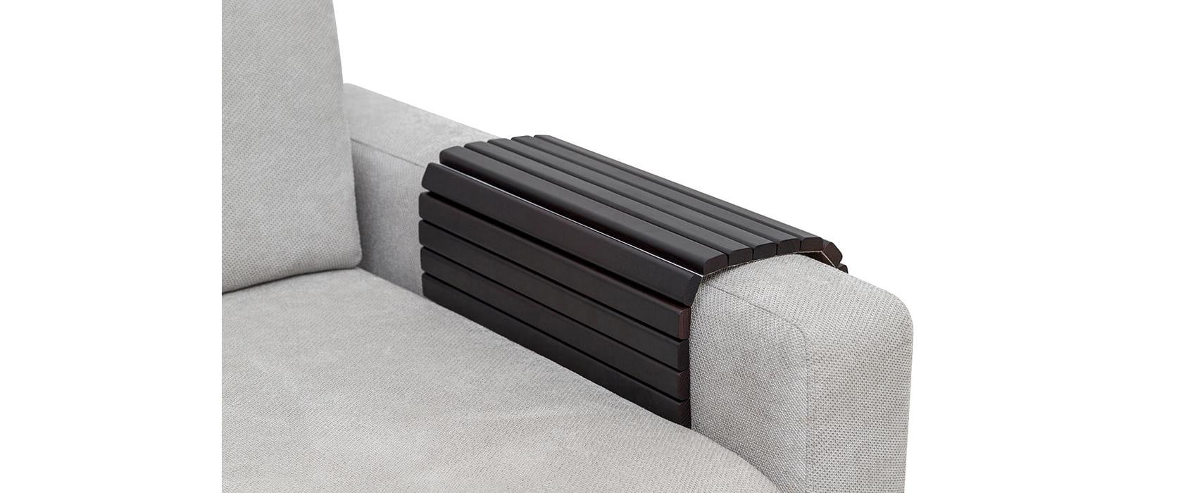 Накладка деревянная венге - Pufetto