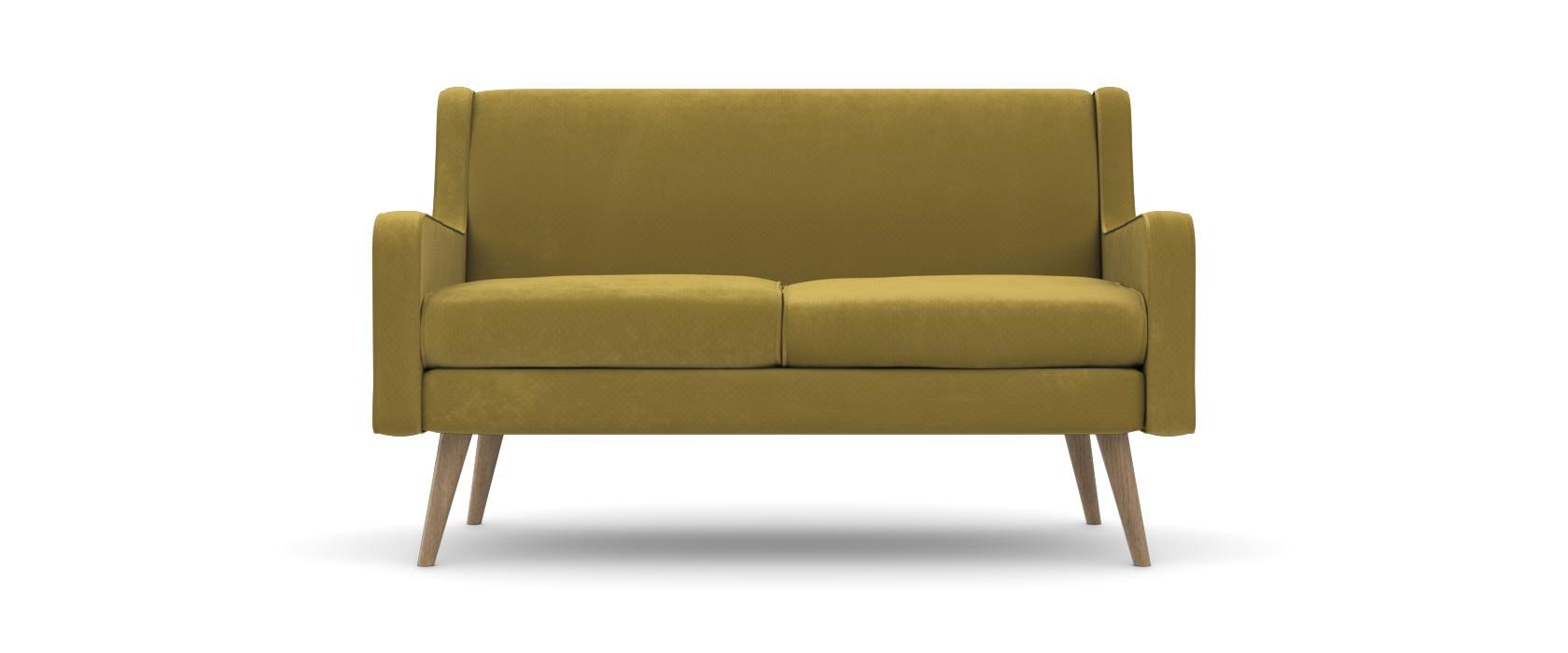 Двухместный диван Perla - Pufetto